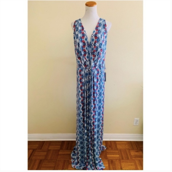 3db52f52d Tart Dresses   Nordstrom Plus Maxi Dress Chloe Empire Waist   Poshmark